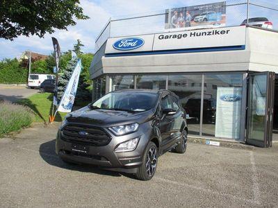 gebraucht Ford Ecosport 1.0 SCTi ST-Line