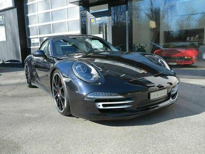 gebraucht Porsche 911 Carrera 4S Cabriolet