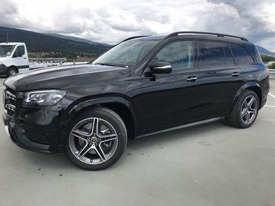 gebraucht Mercedes GLS400 d 4Matic 9G-TRONIC