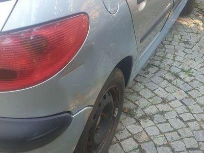 gebraucht Peugeot 206 1.6