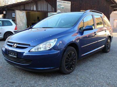 gebraucht Peugeot 307 SW 2.0 16V XS