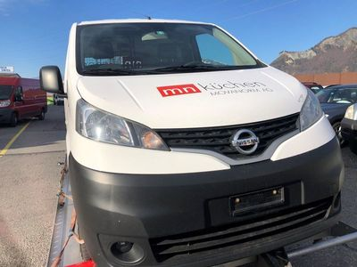 gebraucht Nissan NV200 1.5 dCi 110 Comfort