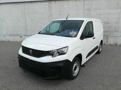 gebraucht Peugeot Partner Kaw. 650 Standard 1.2 PureTech 110 Asphalt S/S