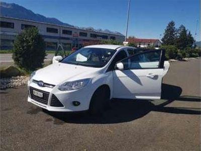 gebraucht Ford Focus 1.0 SCTi Titanium