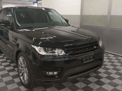gebraucht Land Rover Range Rover Sport 5.0 V8 SC HSE Dynamic Automatic 7 Places