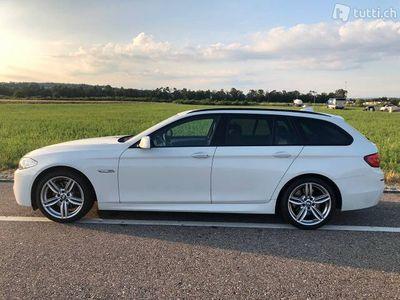gebraucht BMW 530 d xDrive Touring M-Sport, Garantie bis Nov 2019