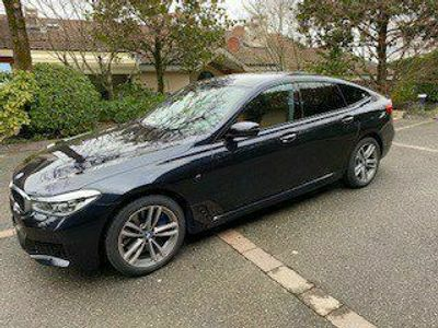 gebraucht BMW 640  i GT xDrive Sport Line Steptronic