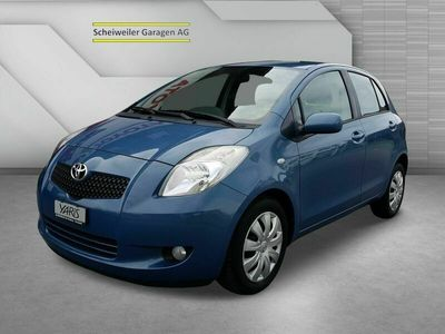 gebraucht Toyota Yaris 1.3 16V Linea Luna