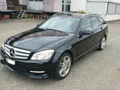 gebraucht Mercedes C250 C-Klasse C 250 CGI BlueEfficiency Avantgarde Aut. AMG-P C-KlasseCGI BlueEfficiency Avantgarde Aut. AMG-P