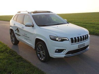 gebraucht Jeep Cherokee 2.2MJ Overland AWD Drive I 9AT