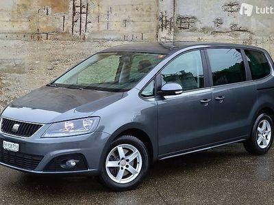gebraucht Seat Alhambra 2.0TDI 140PS Modell 2012