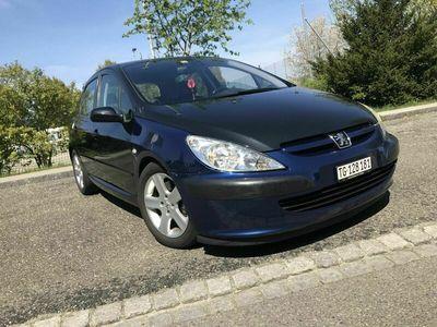 gebraucht Peugeot 307 2.0 HDI Dynamic