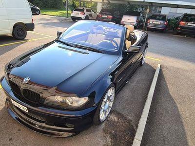 gebraucht BMW 330 Cabriolet 3er CI Facelift