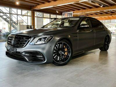 gebraucht Mercedes S63 AMG AMG L 4Matic+ 9G-Tronic