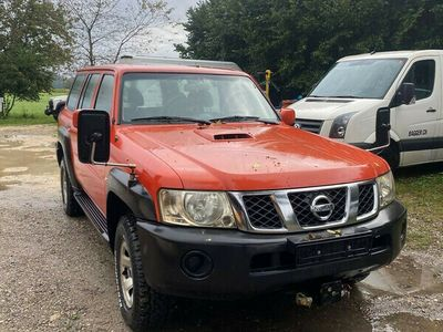 gebraucht Nissan Patrol Y61 - Druckluftbremse