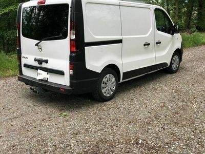 gebraucht Opel Vivaro KAW 2.7t L1 H1 1.6 CDTI 90