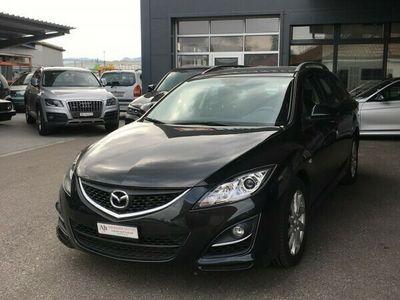 gebraucht Mazda 6 2.2 CD 16V Exclusive