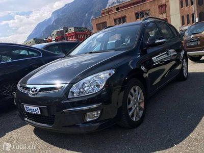 gebraucht Hyundai i30 Wagon 1.6 CRDi Style