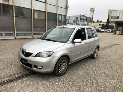 gebraucht Mazda 323 2 1.4i 16V - 127'306 km - AB MFK - AUS 2.HAND
