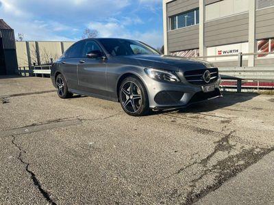 gebraucht Mercedes C220 CLA-Klasse Mercedes BenzCDI AMG