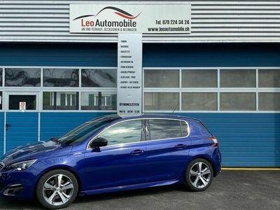 gebraucht Peugeot 308 2.0 BlueHDI GT Line