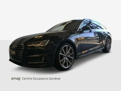 gebraucht Audi A4 Avant 3.0 TDI Sport quattro tiptronic