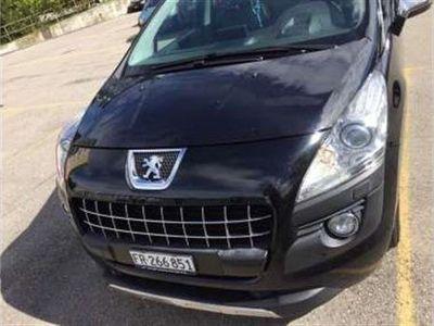 gebraucht Peugeot 3008 2.0 HDI Platinum Tiptronic