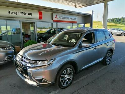 gebraucht Mitsubishi Outlander 2.2 DID Diamond 4WD Automatic