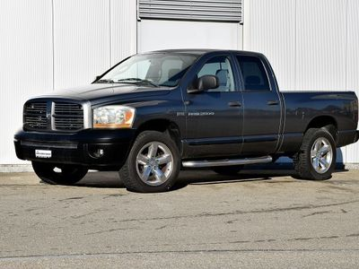 gebraucht Dodge Ram PICK-UP 1500 5,7 V8 HEMI 350 PS SPORT AUT. 4X4 DOP