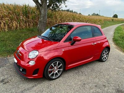 gebraucht Fiat 500 Abarth 500