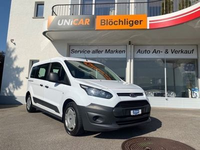 gebraucht Ford Transit ConnectConnect Combi T230 1.6 TDCi Trend