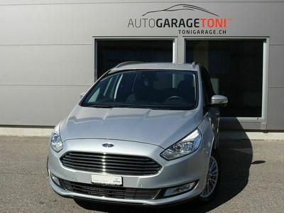 gebraucht Ford Galaxy Facelift *7-Sitzer* Titanium Automatic 2.0TDCi