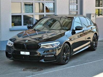 gebraucht BMW 540 xDrive Steptronic M-Sportpaket