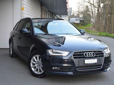 gebraucht Audi A4 Avant 2.0 TDI multitronic I Voll-Lederausstattung Mi