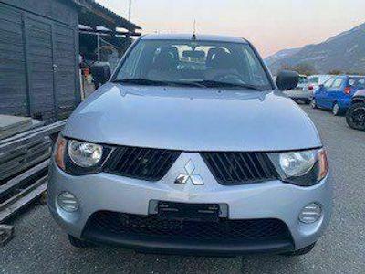 gebraucht Mitsubishi L200 L 200 2.5 DID Invite Club Cab