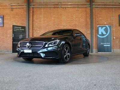 gebraucht Mercedes CLS250 BlueTEC 4Matic