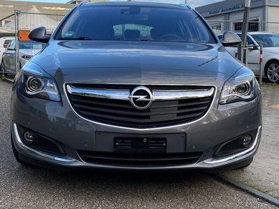 gebraucht Opel Insignia Sports Tourer 2.0 CDTI Sport Automatic