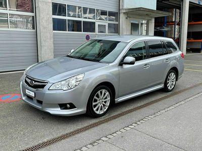 gebraucht Subaru Legacy 2.5i Swiss AWD Lineartronic