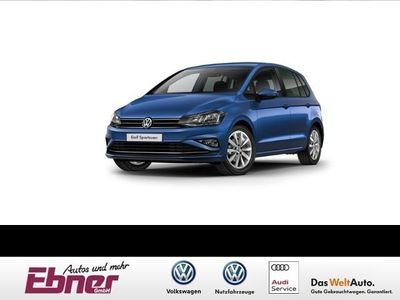 gebraucht VW Golf Sportsvan JOIN 1.0TSI ACC 17ZOLL NAVI KEIN