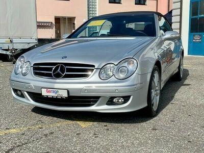 gebraucht Mercedes CLK200 K. Avantgarde