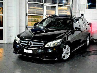 gebraucht Mercedes E350 CGI BlueEff. Avantgarde 4Matic 7G-Tronic / AMG-LINE / FACELIFT MODELL / TOP AUSSTATTUNG