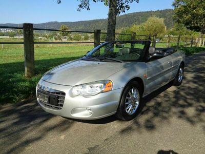 gebraucht Chrysler Sebring Cabriolet