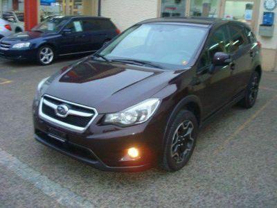 gebraucht Subaru XV 2.0 Swiss Three