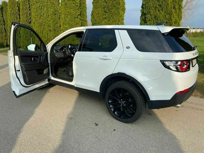 gebraucht Land Rover Discovery Sport Discovery Sport 2.02.0