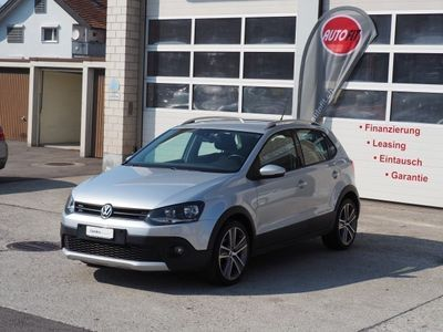 gebraucht VW Polo Cross 1.2 TSI DSG