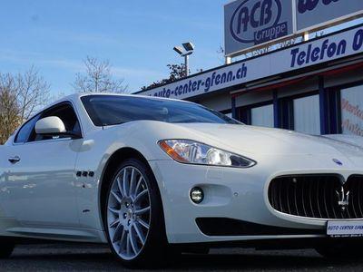 gebraucht Maserati Granturismo GranCabrio/GranturismoS