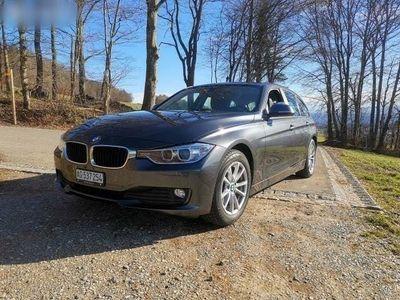 gebraucht BMW 318 3er BWM d Jahrgang 2013 mit vielen extras