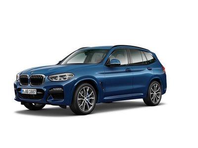 gebraucht BMW X3 xDrive 25d M Sport