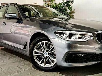 gebraucht BMW 520 d xDrive Touring Sport Line Steptronic