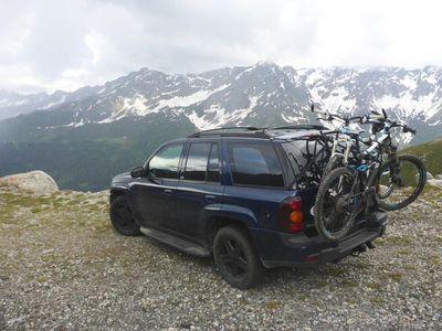 gebraucht Chevrolet TrailBlazer SUV Camper mit Bettgestell (mit neuen Bremsen + Batterie)